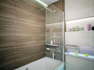 Banheiros  por Myroslav Levsky , Minimalista