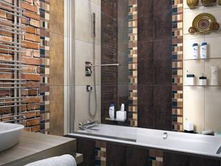 Banheiros  por Myroslav Levsky , Industrial