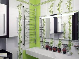 Banheiros  por Myroslav Levsky , Moderno