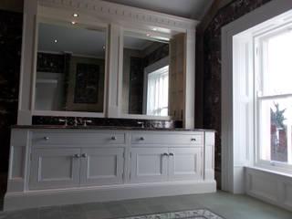 Luxury Bathroom Classic style bathroom by Designer Kitchen by Morgan Classic