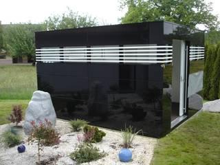 GarDomo Design-Gartenhäuser Manufaktur e.K. สวน