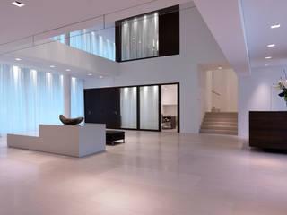 Hyposwiss Private Bank . Zürich 2011 . stemmle++architekten Moderne Bürogebäude von nachtaktiv GmbH Modern