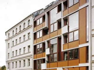 Auguststraße Moderne Häuser von HS Architekten BDA Modern