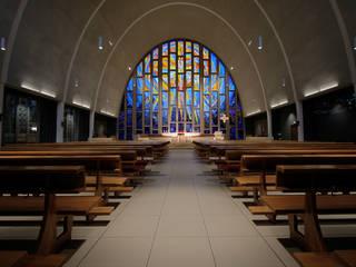 Kath. Kirche St. Gallus . Zürich 2012 . BKG Architekten AG von nachtaktiv GmbH