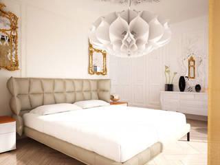 foto letto 1: Camera da letto in stile  di UGAssociates