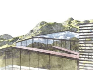 progetto esterni 2: Hotel in stile  di UGAssociates