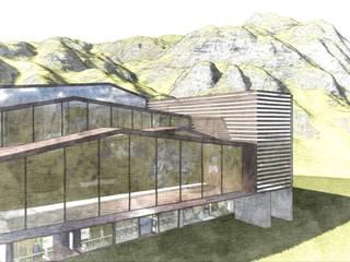 progetto esterni 3: Hotel in stile  di UGAssociates
