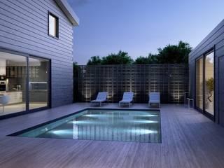 Terrazas de estilo  por INT2architecture
