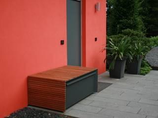 modern  by Fellbacher Metall- und Holzbau GmbH, Modern