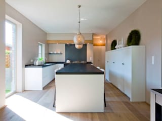 Nobel flooring Modern kitchen