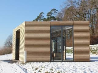 by Fellbacher Metall- und Holzbau GmbH Modern