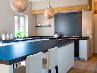 Modern kitchen by Nobel flooring Modern