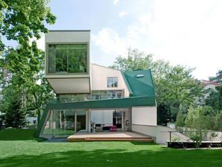 Villa M:  Häuser von HS Architekten BDA