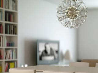 Гостиная в стиле модерн от amorosodesign Модерн
