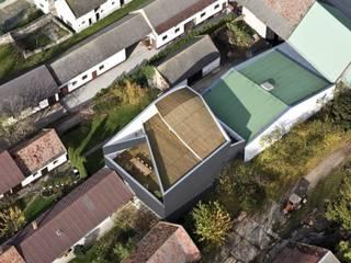 Weingut Erich Sattler Moderne Häuser von Architects Collective Modern