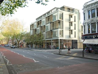 Chiswick High Road 3s architects and designers ltd
