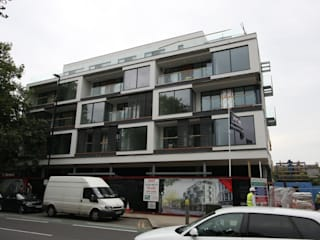 Chiswick High Road by 3s architects and designers ltd
