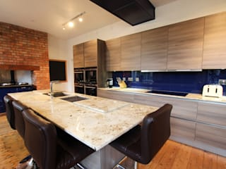 Wood Kitchens LWK London Kitchens Кухня