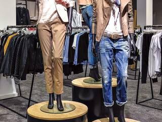 Leffers_Wilhelmshaven Moderne Einkaufscenter von Gerdes - Gruppe Modern