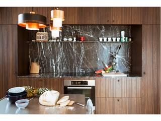 Minimalistische keukens van Hélène Van Marcke Minimalistisch