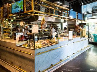 Müllers auf der Rü, Foto ©Mario Andreya:  Gastronomie von SODA Branded Environments