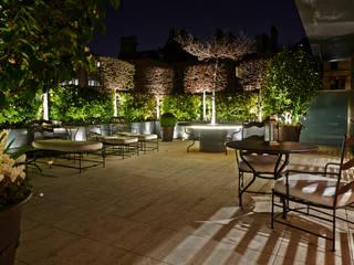 Jardines de estilo  por Cameron Landscapes and Gardens