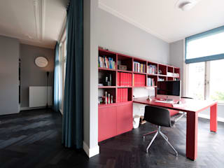 Study/office by homify