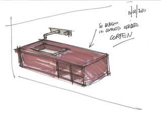 Boutique Hotel - Milano - 2010 di Brizzi+Riefenstahl Studio