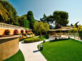 La brigantine: Jardin de style  par David Violi