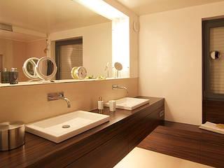 Bathroom by Büro für Innenarchitektur Heike Enke