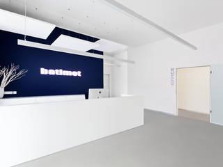 batimet GmbH:  Bürogebäude von Büro für Innenarchitektur Heike Enke,Modern