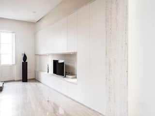 Living room by Tramas, Minimalist