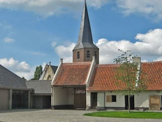 HOF TE BAEYGHEM - BAAIGEM:   door Callebaut Architecten