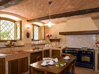 ADS Studio di Architettura Cuisine rustique