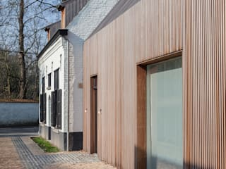 JACHTOPZIENERSWONING - SINT-DENIJS-WESTREM van Callebaut Architecten