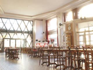 KUNSTENCENTRUM VOORUIT - GENT van Callebaut Architecten