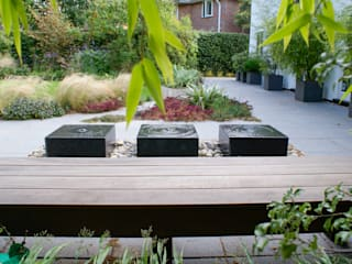 Garten von Rosemary Coldstream Garden Design Limited