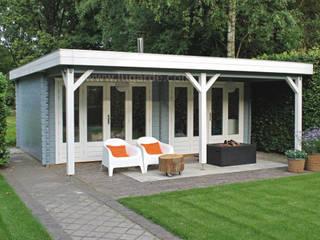 Moderner Garten von Lugarde BV Modern