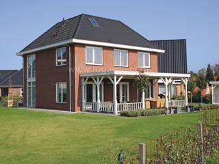 Aanbouwveranda Klassieke balkons, veranda's en terrassen van Lugarde BV Klassiek