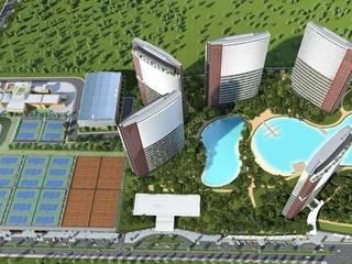CCT INVESTMENTS – CCT 102 PROJECT IN BAHCESEHIR:  tarz Ofis Alanları,
