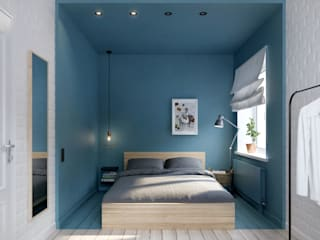 INT2architecture Small bedroom
