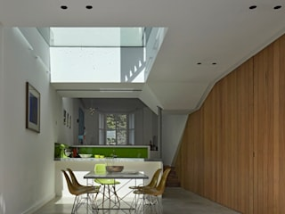 Islington House Neil Dusheiko Architects ห้องทานข้าว