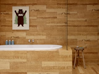 Minimalist style bathrooms by INT2architecture Minimalist