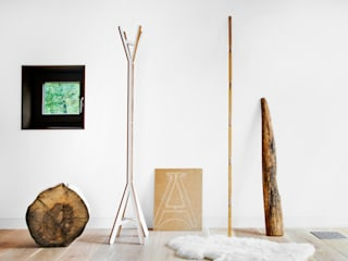 A Coat Stand - white:   by ByALEX