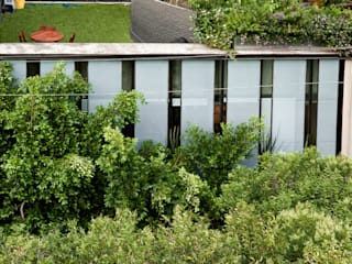 Jardin minimaliste par Cm2 Management Minimaliste