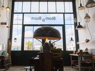 Blom & Blom Store - Amsterdam:  Kantoor- & winkelruimten door Blom & Blom