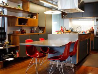 Cuisine de style  par ODVO Arquitetura e Urbanismo, Moderne