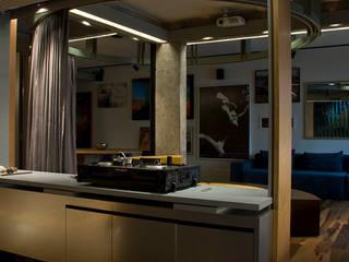 Interior | Apartamento - IV Salas de estar modernas por ARQdonini Arquitetos Associados Moderno