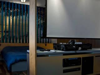 Interior | Apartamento - IV Quartos modernos por ARQdonini Arquitetos Associados Moderno