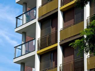 Pascoal Vita | edifício Casas modernas por ARQdonini Arquitetos Associados Moderno